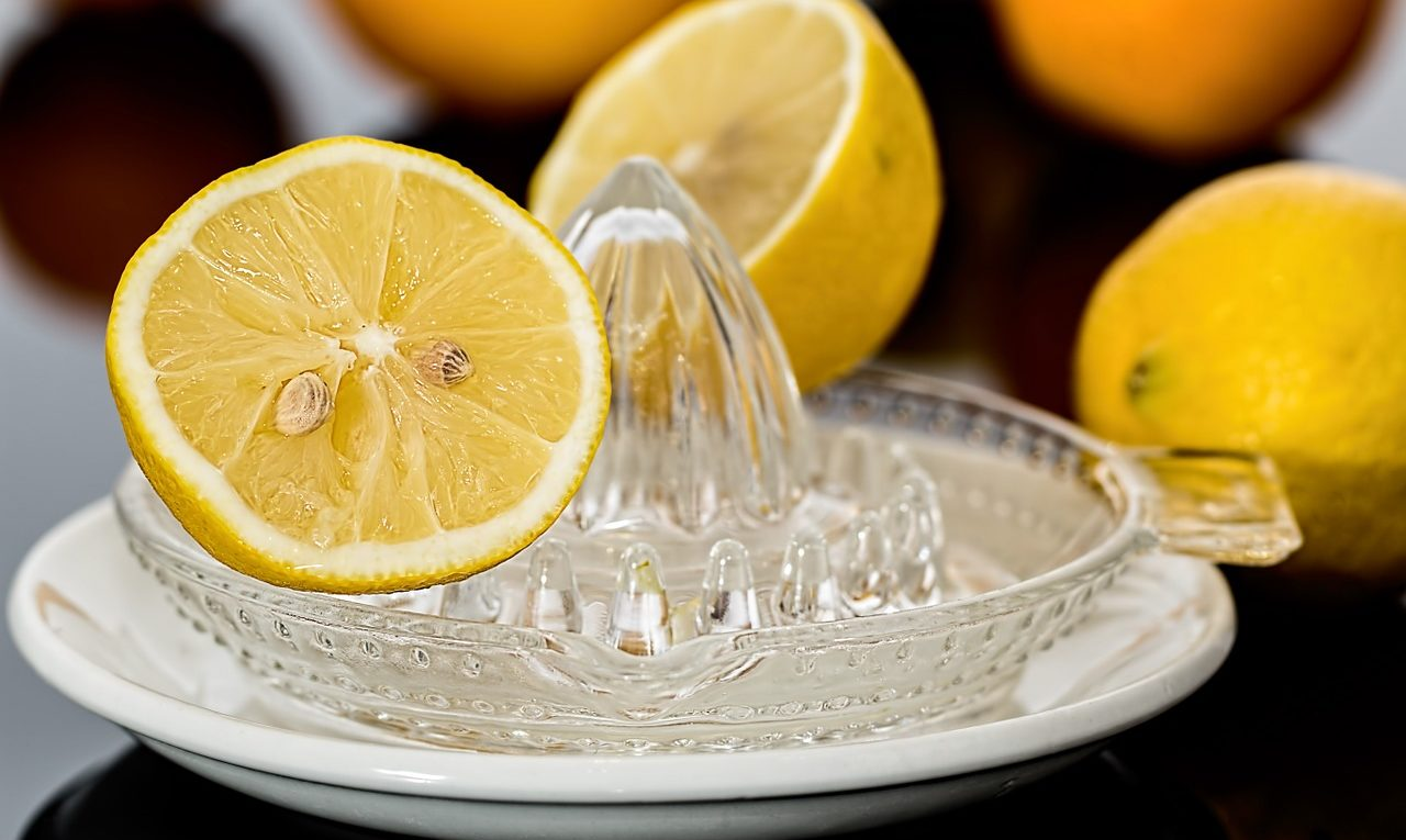 Zitrone - Vitaminbombe?