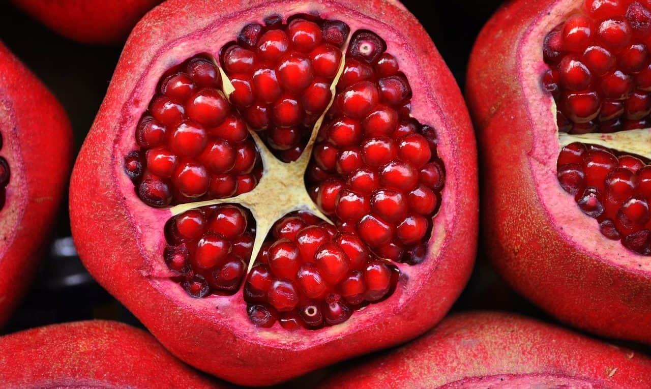"""Der Granatapfel ist auch als """"Speise der Götter"""" bekannt"""