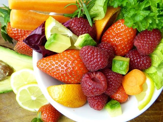 Viele Früchte enthalten Polyphenole.